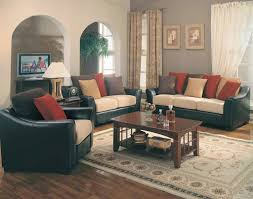 Full Living Room Set Full Size Of Sofas Centershocking Black Sofa Set Picture Ideas