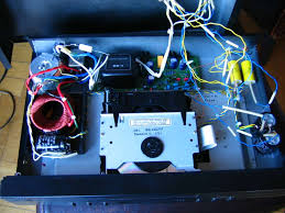 cal dx 1 cd player with tubes or valves