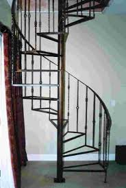 stairs extraordinary wrought iron spiral staircase sanyo digital