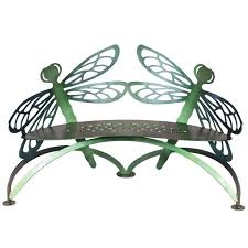 dragonfly bench by cricket forge u2013 sweetheart gallery