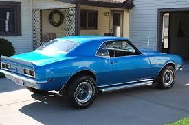 blue 68 camaro camaro5 chevy camaro forum camaro zl1 ss and v6 forums