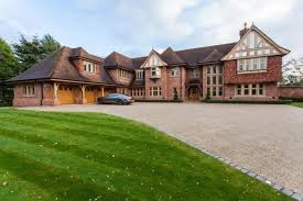 7 Bedroom House by 7 Bedroom Detached House For Sale In Withinlee Road Prestbury