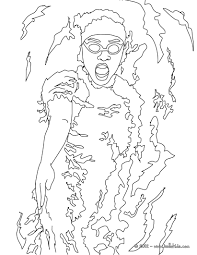 swimming coloring pages coloring pages printable coloring