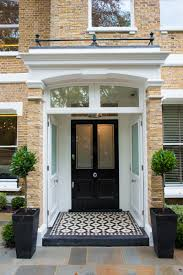 double front porch house plans east molesey home tour interiors by color
