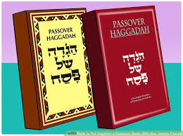 a passover haggadah how to put together a passover seder with non friends
