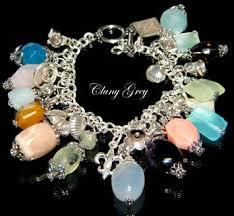 unique charm charm bracelets sterling silver charm bracelets