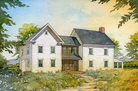 Folk Victorian by Madson Design House Plans Gallery American Homestead Revisited
