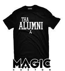 alumni tshirt tha alumni t shirt on magic custom fast shipping