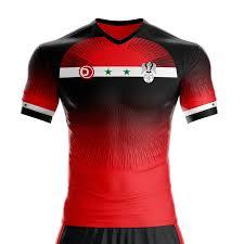 Custom Flag Football Jerseys Preorder 2017 18 Syria Football Jersey U2013 Dahhan Sports