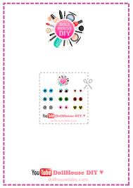 halloween color contact lenses miniature useful things tutorials u2013 dollhouse diy