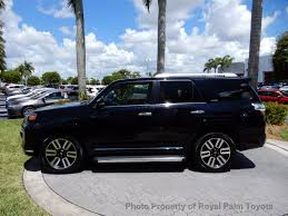 2014 toyota limited 2014 used toyota 4runner rwd 4dr v6 limited at royal palm toyota