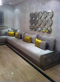 canapé marocain moderne 97 best salon marocain moderne images on moroccan living