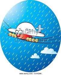 cartoon airplane background stock photos u0026 cartoon airplane