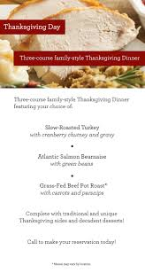 make your thanksgiving reservation today granite city food