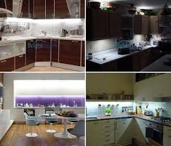 Led Strip Lights In Kitchen by Led Light Strips For Kitchen Interiors Design