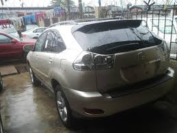 lexus rx330 nigeria price ncs impounded 2005 lexus rx330 for auction at give away price due to