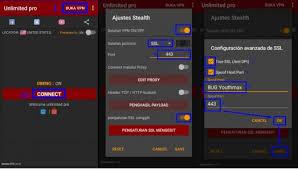 Setting Anonytun Pro Dengan Kuota Fb Dan Bbm | cara mengubah kuota fb dan bbm telkomsel menjadi kuota biasa pulsabos