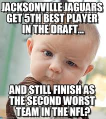 Jaguars Memes - jacksonville jaguars get 5th best player in the on memegen