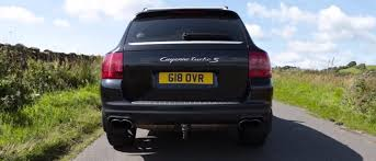 is an old porsche cayenne turbo the most car you can buy for 10k