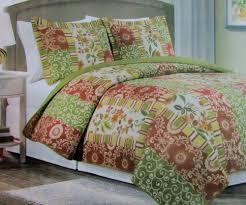 King Size Quilt Sets Susan Emma New York King Size Quilt Set 2 Shams Clementine Bed