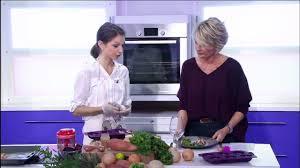 c est au programme recette de cuisine la chef céline rivier a préparé un dôme de magret de canard aux