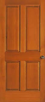 Fir Doors Interior Doug Fir Eight Panel Raised Panel Ovolo Sticking 88 A
