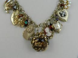 charm necklace vintage images Best vintage charm necklace photos 2017 blue maize jpg