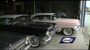 Barn Full Of Classic Cars Company Works To Restore 18 Cadillacs Found In Barn