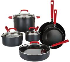 Cuisinart Dishwasher Safe Anodized Cookware Emeril 10 Piece Hard Anodized Dishwasher Safe Cookware Set Page