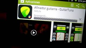 guitar tuna apk afinador de guitarra para celular android guitar tuna