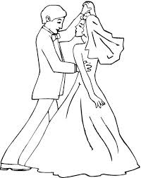 precious moments bride groom coloring pages free bridal pretty