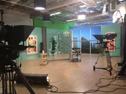 green and white screen cyc studio glendale ca production