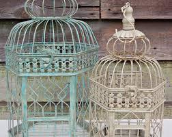 Bird Cage Decor Bird Cage Decor Etsy