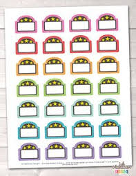 delivery trucks and packages printable planner stickers u2013 instant