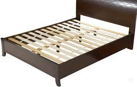 Slat Frame Bed Putting A Mattress On Wood Or Steel Slats