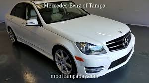 lexus tampa pre owned sold used 2014 mercedes benz c class c 250 sport at mercedes