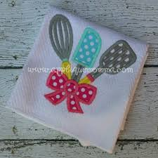 Machine Embroidery Designs For Kitchen Towels 213 Best Applique Towels Images On Pinterest Dish Towels