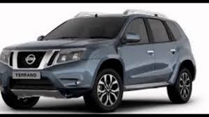 nissan terrano india best compact suv models in india 2016 youtube