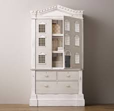 cabinet house rh baby child s doll house cabinet every child loves the miniature