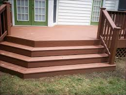 outdoor magnificent outdoor stair design plans curved deck