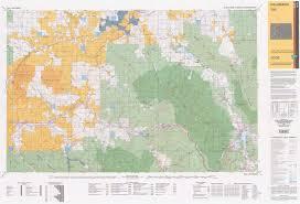 Alaska Air Map Co Surface Management Status Vail Map Bureau Of Land Management