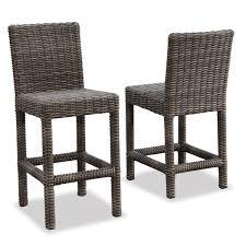 bar stools seagrass bar stools outdoor wicker swivel rattan