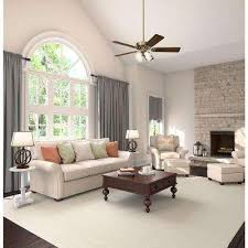 46 inch ceiling fan room size brass ceiling fans lighting the home depot