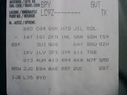 how do you know if an 09 gti tsi has the ccta engine