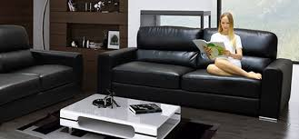 3 Seater And 2 Seater Sofa Naples 3 2 Seater Black