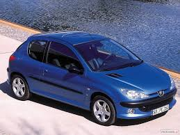 peugeot 206 description of the model photo gallery