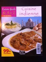 cuisine indienne recette cuisine livre collection az cuisine indienne