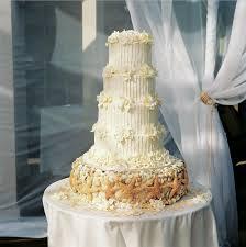 cakes u0026 desserts photos beach wedding cake inside weddings
