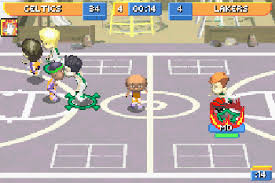 Backyard Basketball Pc by Backyard Sports Basketball 2007 Symbian Game Backyard Sports