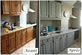 restaurer une cuisine rustique beau relooker cuisine rustique photos homeswithpools chic relooker